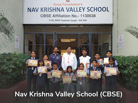Nav Krishna Valley School (CBSE)
