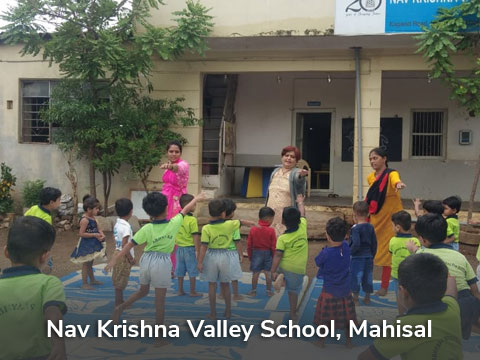 Nav Krishna Valley School, Mhaisal