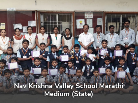 Nav Krishna Valley School Marathi Medium (State)