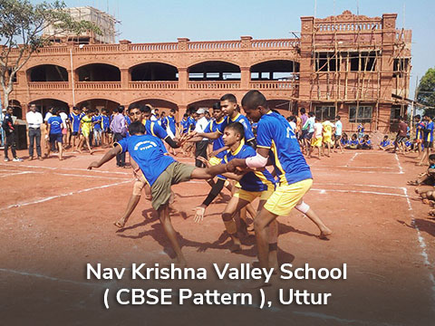 Nav Krishna Valley School (CBSE Pattern), Uttur